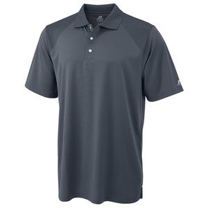 Russel Stealth Snap Button Golf Polo Shirt
